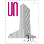 2013 NY Timbres Ordinaires – US$ 3.00