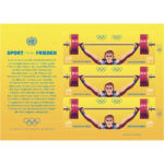 Olympic €UR 0.68 sheet